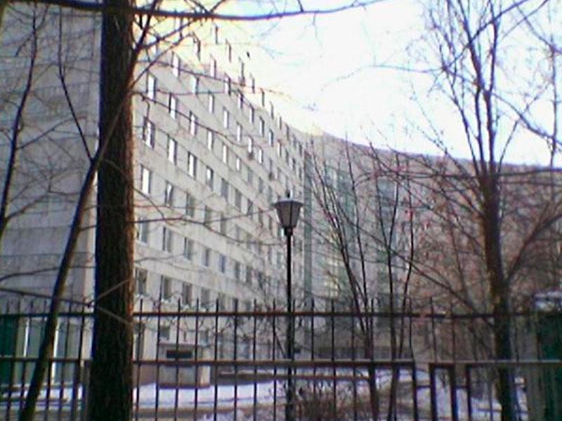 Ремонт аптеки центрального клинического военного госпиталя ФСБ