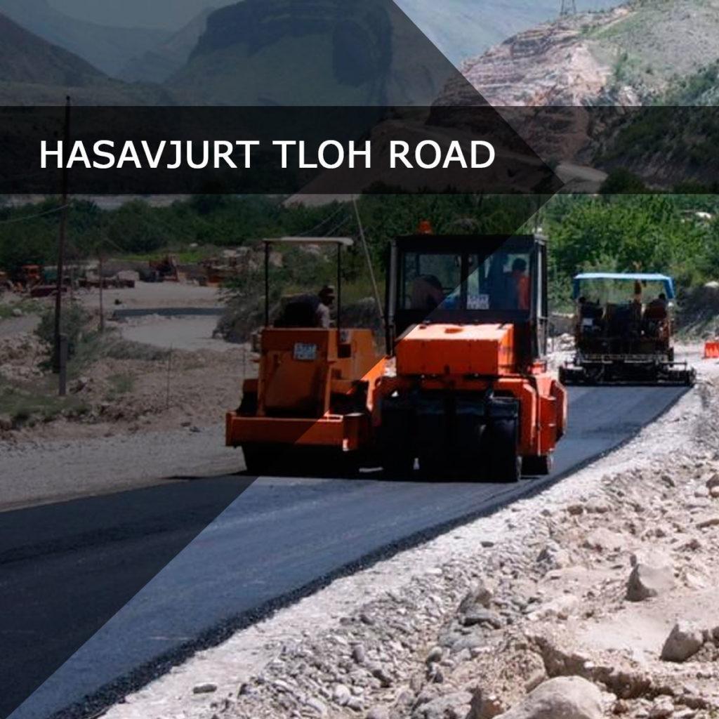 Hasavjurt Tloh Road
