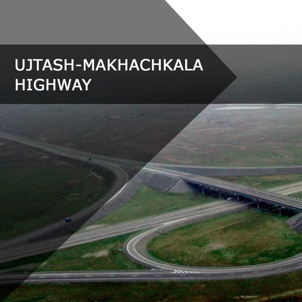 Ujtash-Makhachkala Highway