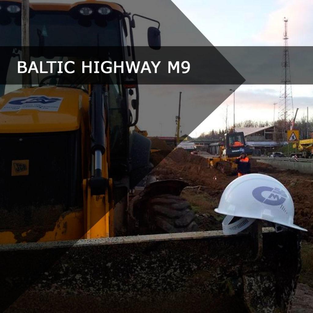 Baltic Highway M9