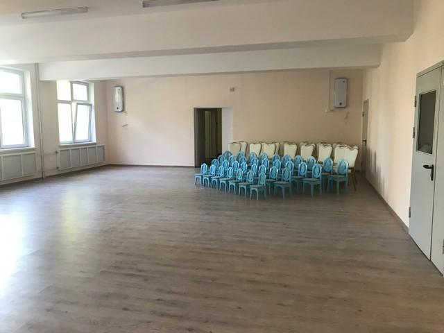 Строительство детского сада в Красногорске