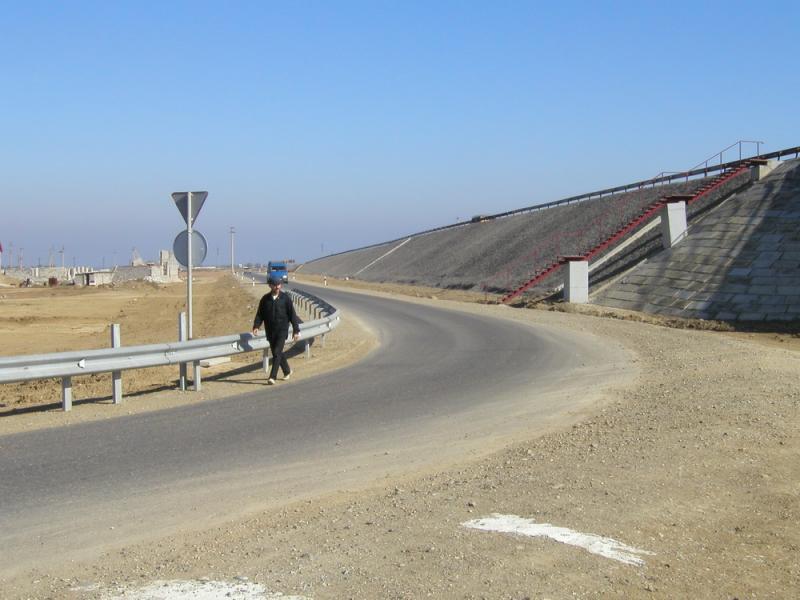 Автомагистраль Уйташ-Махачкала