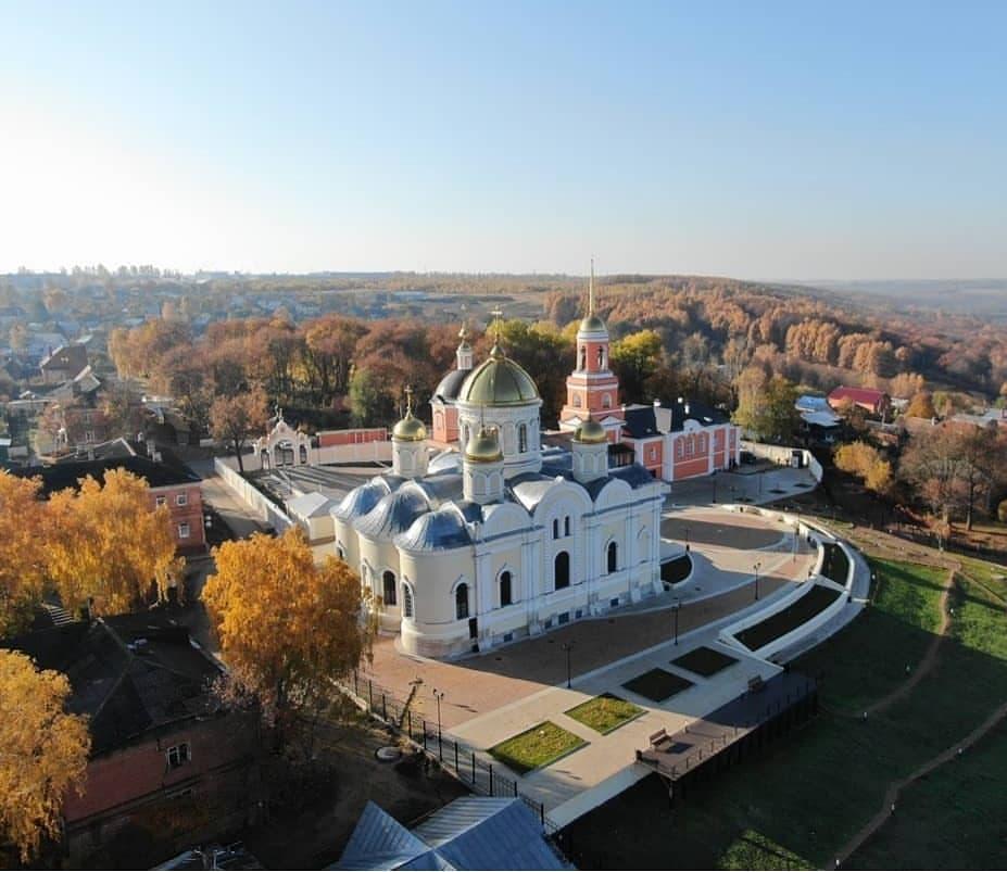 Восстановление Никитского монастыря